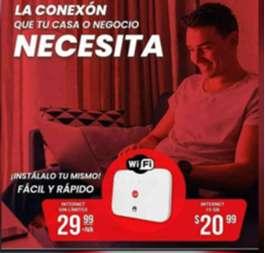 Internet para tu hogar 0