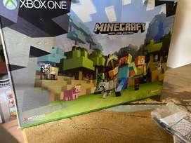 Xbox one edicion minecreft