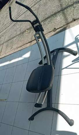 Máquina para abdominales