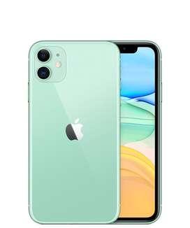 """Iphone 11 """"Verde"""" 64gb"""