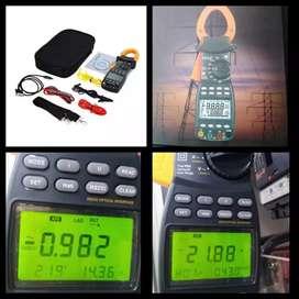 Amperimetro de Gancho