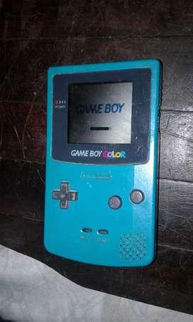 Game Boy Funcionando. .