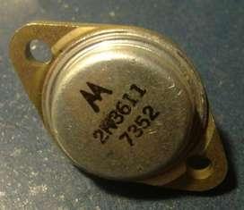 Transitor Motorola 2N3611 venta por Lote 20 unidades