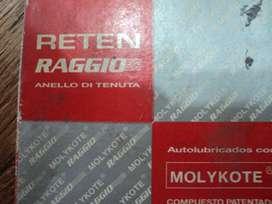 Reten arbol de levas Fiat Duna / Tipo/Regatta/Tempra/Uno/128/125