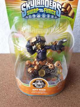 Skylanders Swap Force, Spy Rise, It's Classified