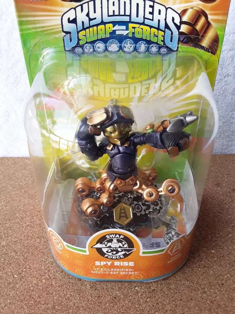 Skylanders Swap Force, Spy Rise, It's Classified 0