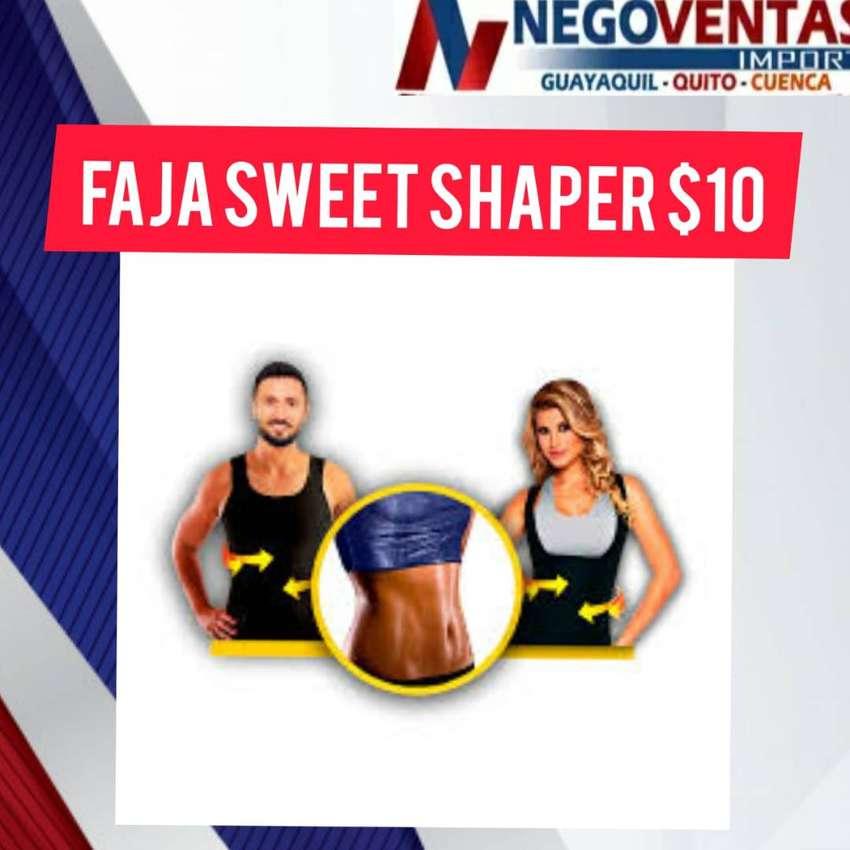 FAJA SWEAT SHAPPER 0
