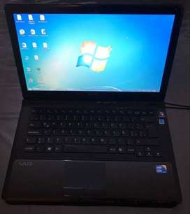 Sony Vaio Gamer Core I3 Turbo 4 Gb Nvidia Geforce Impecable!