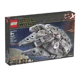Lego Halcón Milenario 75257