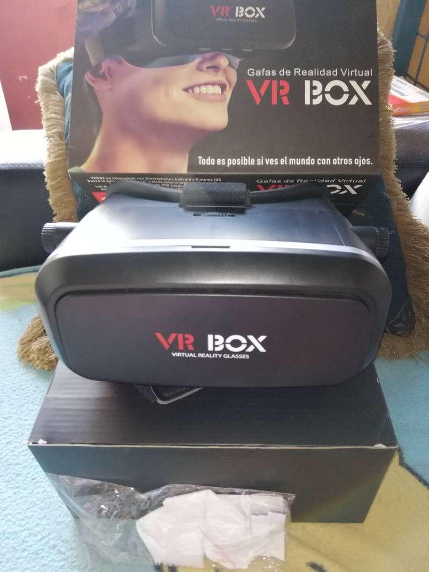 Gafas de realidad virtual 0