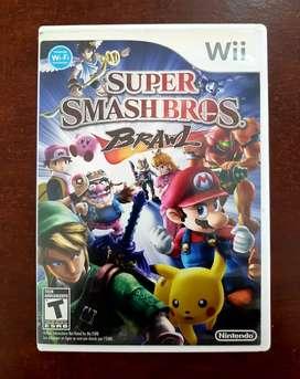 Super Smash Bros Nintendo Wii Original