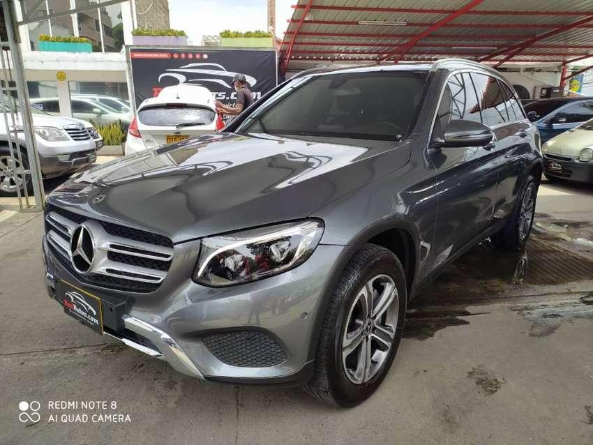 Mercedes Benz GLC 250 2019 4MATIC TP 2000CC T 0