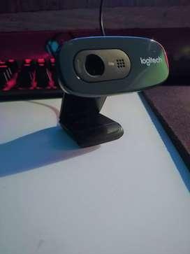 Webcam Logitech C270 720p Full Hd