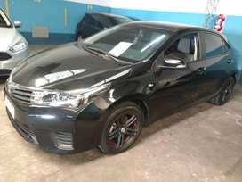 Toyota Corolla 1.8 XLI 2016