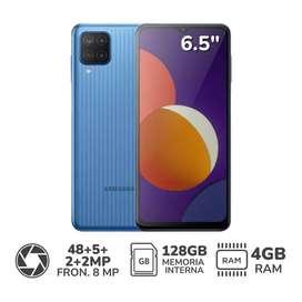 Samsung Galaxy M12 4GB Ram 128GB Rom 5000 mah OMEGASHOPPERU