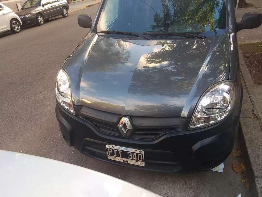 Renault Kangoo 2015 auténtic 0