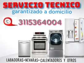 SERVICIO TECNICO PARA ELECTRODOMESTICOS