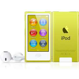 iPod Nano (7 Generación) 16gb Once
