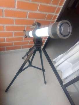 Telescopio  usado