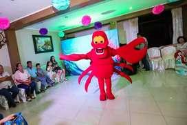 Show infantil virtual on line todos los personajes