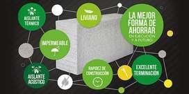 Pallet De Bloques Lika 20 Hormigón Celular (TIPO RETAK)