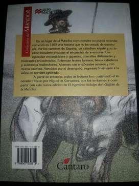 Ladran Sancho Selec. de Capítulos de Don Quijote de la Mancha NUEVO