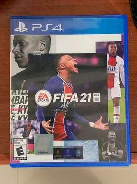 Se vende Fifa 21