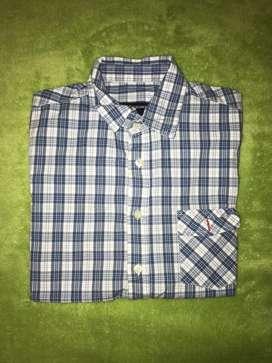 Camisa kevingston para niño de 10 a 12 años