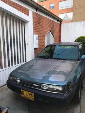 Vendo Mazda 626L año 1990 1.800c.c