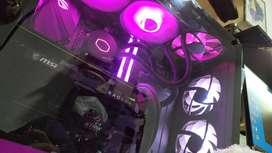 PC Gamer Alto Rendimiento Ryzen5 RX5500XT B450-F ROG
