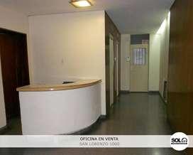 Oficina en Venta San Lorenzo al 1000