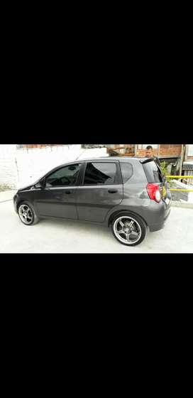Vendo aveo emotion 2011