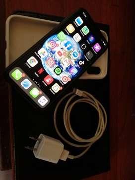 Iphone x de 64GB black