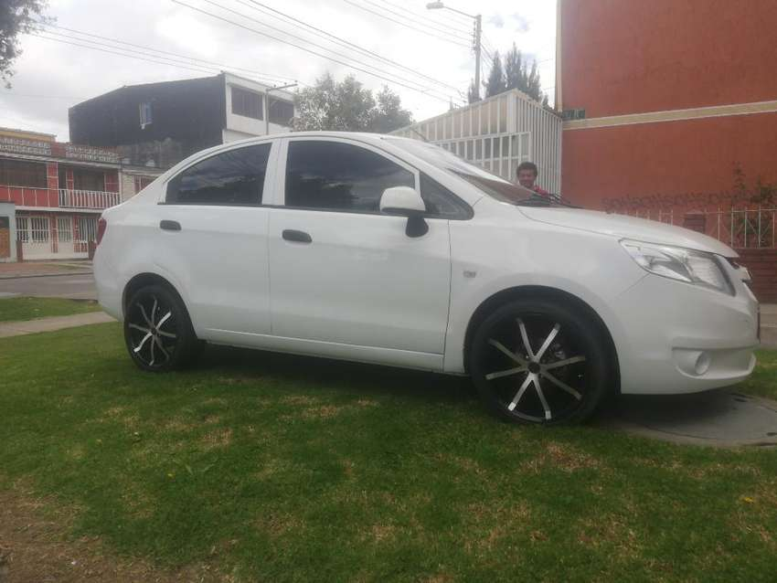 Chevrolet Sail Full 2018 0