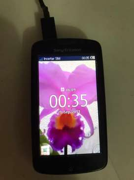 Sony ericsson ck15a celular antiguo