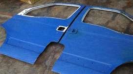 Renault master 2008  Vendo puertas delanteras