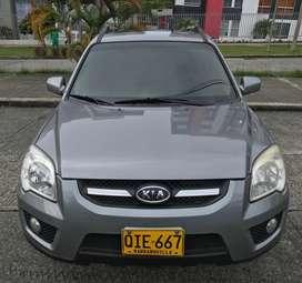 Vendo Kia New Sportage 4X4 Diesel At