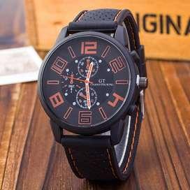 Reloj Grand Touring Deportivo Importado Hombre Varon Cuarzo Japones