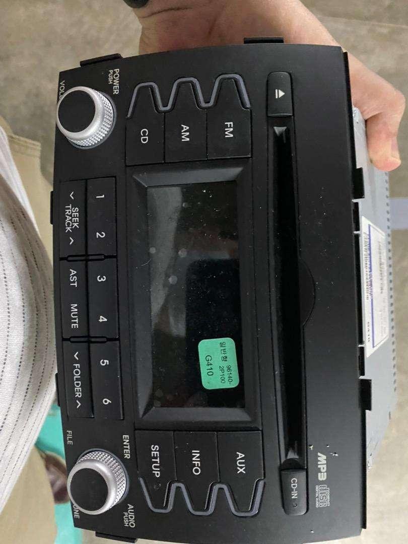 Radio Carro nuevo original Kia sorento 2013 y compatibles