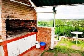 cj59 - Casa para 8 a 12 personas con pileta y cochera en Estancia Vieja
