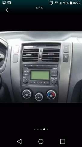Se vende radio original de camioneta Hyundai tucson. Gl