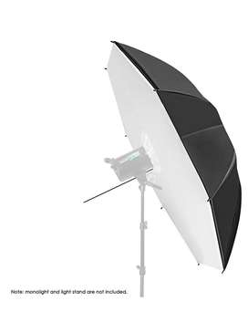 Neewer - Paraguas reflectante plegable para estudio 110cm