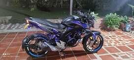 Vendo mi moto en muy buen estado