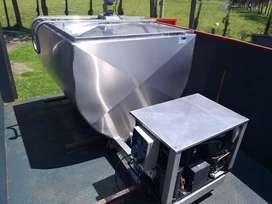 Vendo tanque frio  rectangular de 1000 litros marca ordemax