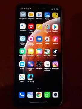 Vendo o cambio Xiaomi Redmi note 9s de 128gb