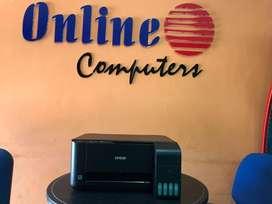 Vendo impresora Epson L3110 multifuncional