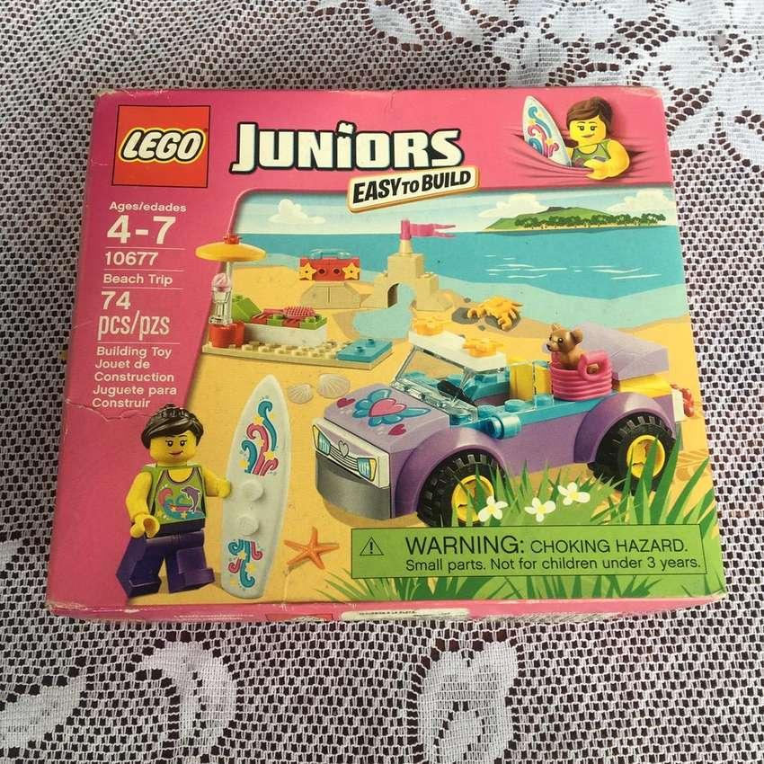 Lego 10677 beach trip