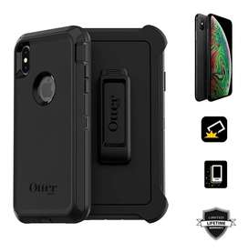 Funda Otter Box Defender Samsung Note 8, 9, 10, 10 plus, s8, s9, s10, s10e, iPhone 11, 11 pro, 11 pro max, X, XR, XS, 7