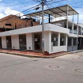 Arriendo Locales comerciales en Los Patios, excelemte ubicación.