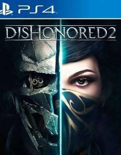 JUEGO DISHONORED 2 ORIGINAL PLAYSTATION 4